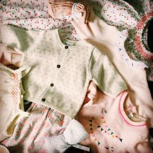 #132of365 - Mes premiers achats de filles chez Monoprix