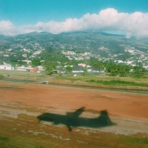 avion - polluant