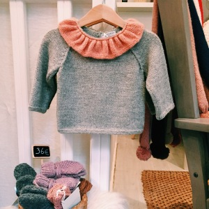 mamyfactory - pull - tricot