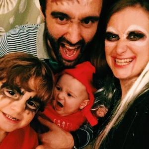 famille - heureuse - imparfaite