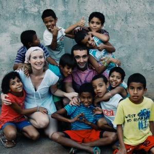 mlp - ciaf - centre social - enfants - favela