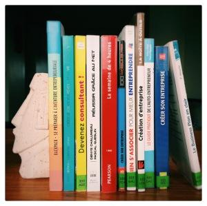 livres, entrepreneur, happyworking, crée son entreprise