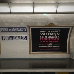 meetic -  saint valentin