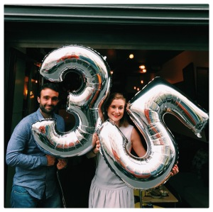 35 ans - anniversaire - coup de vieux