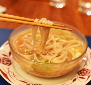 végétarien - ramen - tofu - algues