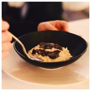vegetarien - risotto - truffe